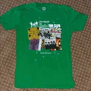 The Official Beatles Fan Club T-shirt